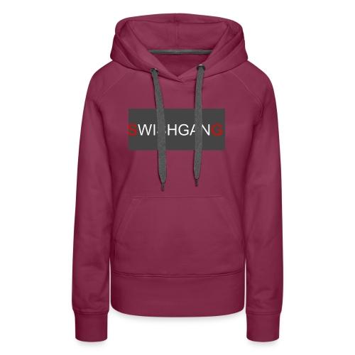 SWISHGANG2 - Women's Premium Hoodie