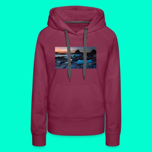 the best design - Women's Premium Hoodie
