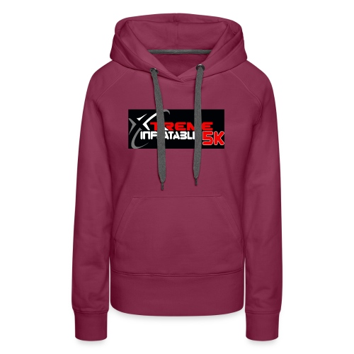 Xtreme 5K - Women's Premium Hoodie