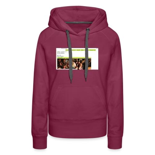 Ke pernyo foto 2017 03 28 10 00 47 - Women's Premium Hoodie