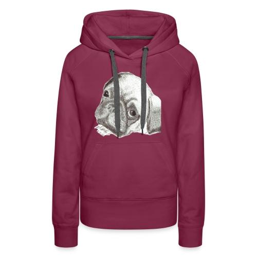 Pug - Women's Premium Hoodie