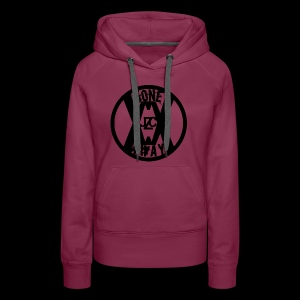 Gone Away Promo - Women's Premium Hoodie