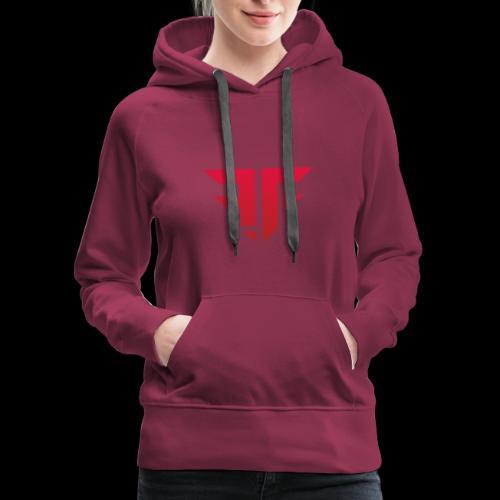 Fearless Foster Logo - Women's Premium Hoodie