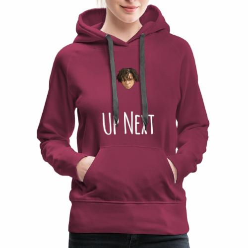 Up Next Head Logo - Women's Premium Hoodie