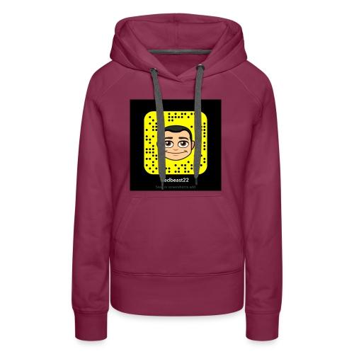 Xander lit - Women's Premium Hoodie