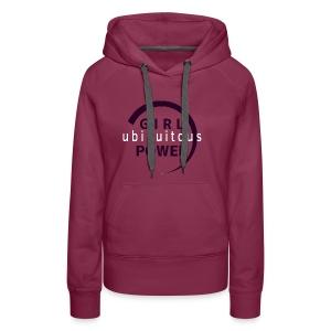 girlpower 2 - Women's Premium Hoodie