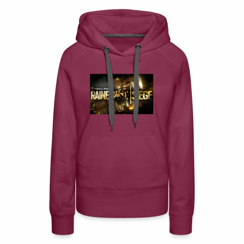 Rainbow Merch - Women's Premium Hoodie
