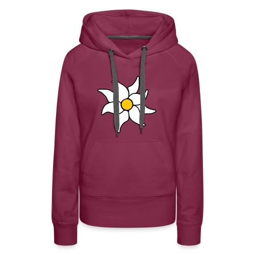 Moorland Flower - Women's Premium Hoodie