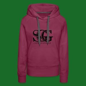 SGG Member MoekinJr - Women's Premium Hoodie