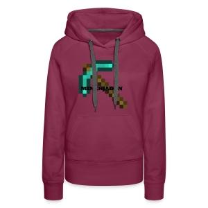 Offical MinerJaden - Women's Premium Hoodie