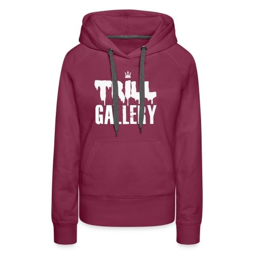Trill Gallery Main Logo - Women's Premium Hoodie