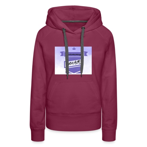 The mcflyer - Women's Premium Hoodie
