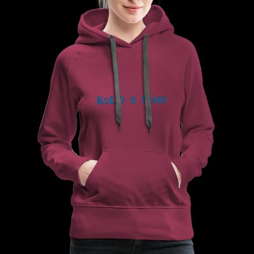 Marz Gamertag - Women's Premium Hoodie