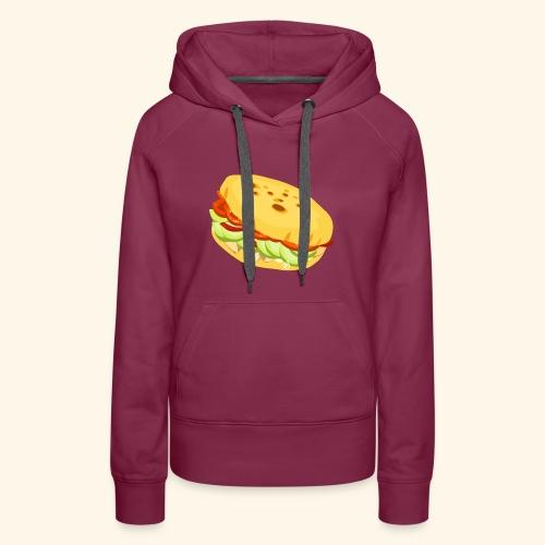 Arepa Sandwich - Women's Premium Hoodie