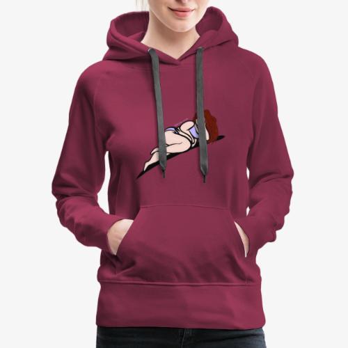 0C48577A ADE1 4B3E ADD8 4918648A9D7C - Women's Premium Hoodie