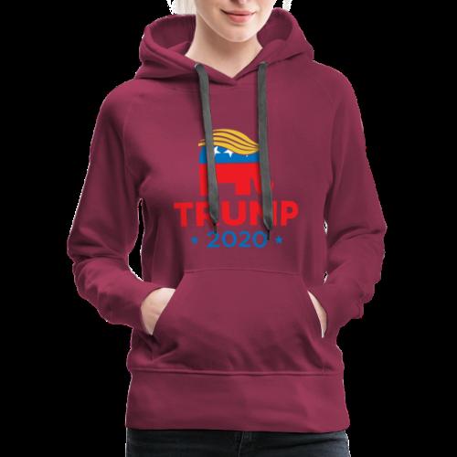 Trump 2020 - Women's Premium Hoodie