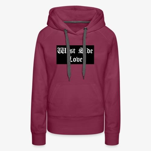 westsidelove - Women's Premium Hoodie