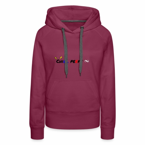 Chill man to Griffith - Women's Premium Hoodie