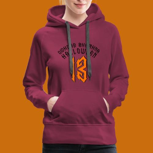 Gaelic Halloween 13 - Women's Premium Hoodie