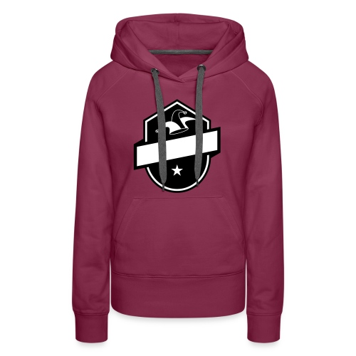 Jokerz Apparel Logo - Women's Premium Hoodie