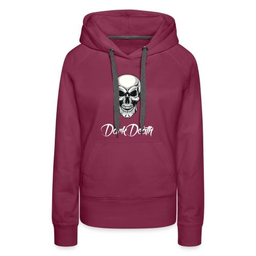 DarkDeath - Women's Premium Hoodie