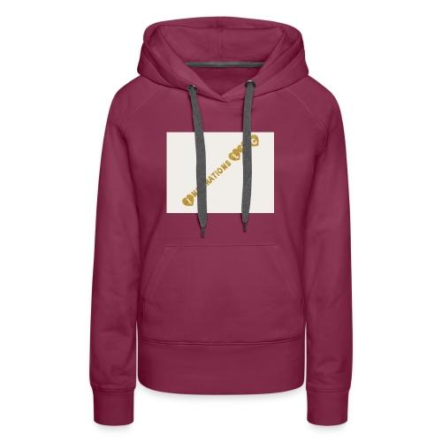 Inspirations1 - Women's Premium Hoodie