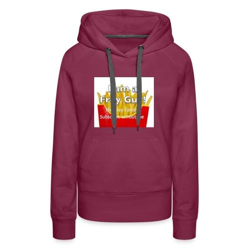 French Frey Shirt - Women's Premium Hoodie