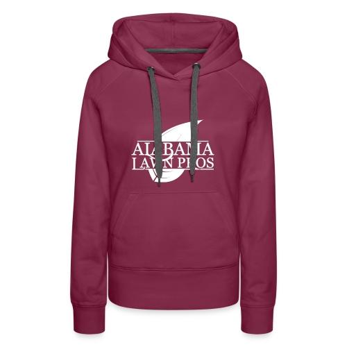 Alabama Lawn Pros Shirts - Women's Premium Hoodie