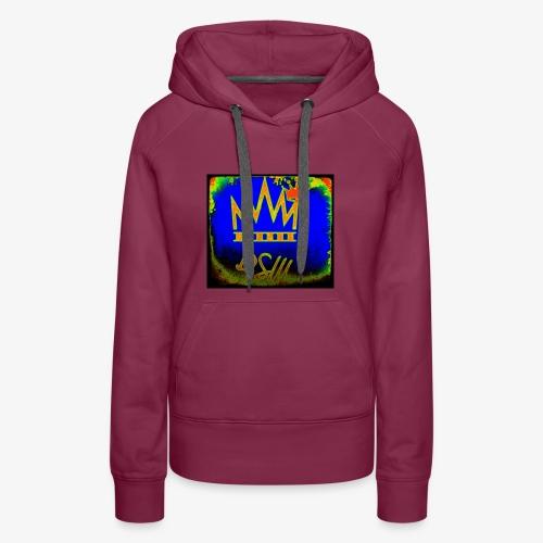 King David Brand 18 - Women's Premium Hoodie