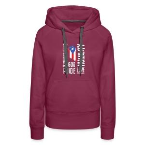 Puerto Rican Identity - Women's Premium Hoodie