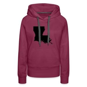 LA LARGE - Women's Premium Hoodie