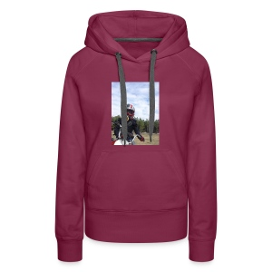 Let Them Choose What They Want To Be - Women's Premium Hoodie