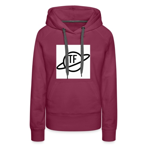 TITAY FORTUNE TF PLANNET MERCH - Women's Premium Hoodie