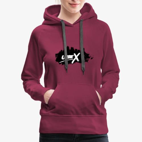 Urbex Logo - Women's Premium Hoodie