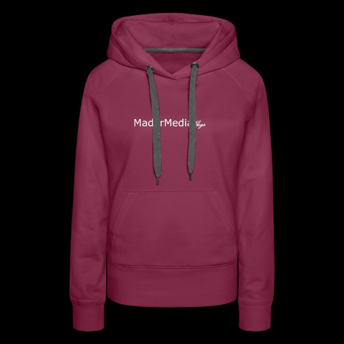 Simple MMV Logo - Women's Premium Hoodie
