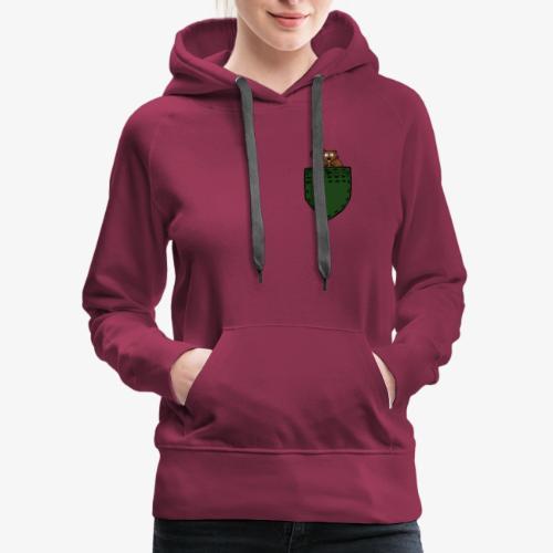 hemd squirell green - Women's Premium Hoodie