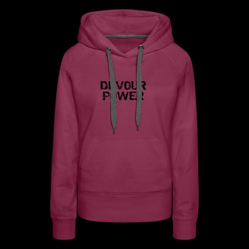 DevourLogo - Women's Premium Hoodie