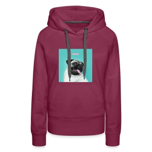The Pug - Women's Premium Hoodie