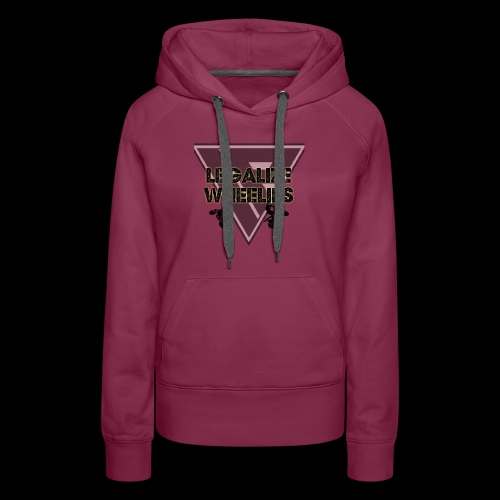 LEGALIZE WHEELIES - Women's Premium Hoodie
