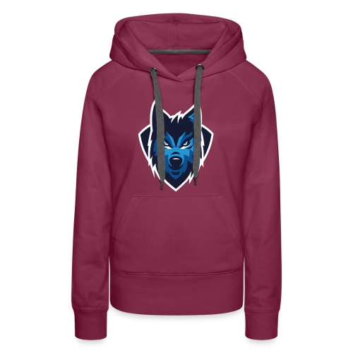 wolf - Women's Premium Hoodie