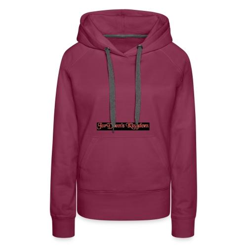 JorDonnskingdommerch - Women's Premium Hoodie