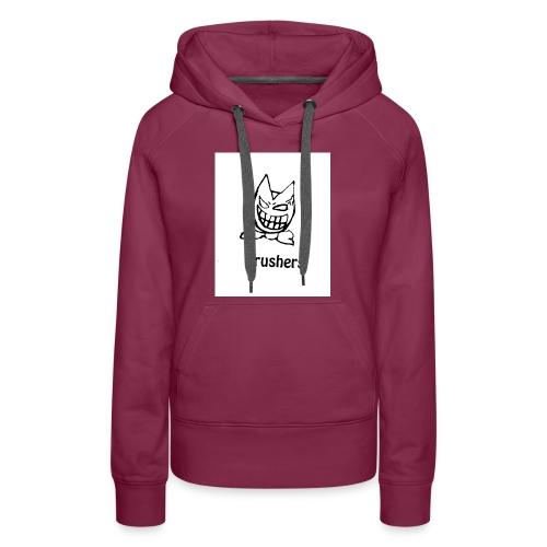 AnonymousMask - Women's Premium Hoodie