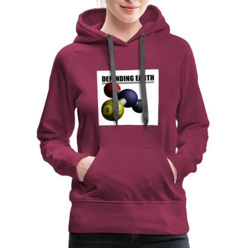 demolecule - Women's Premium Hoodie