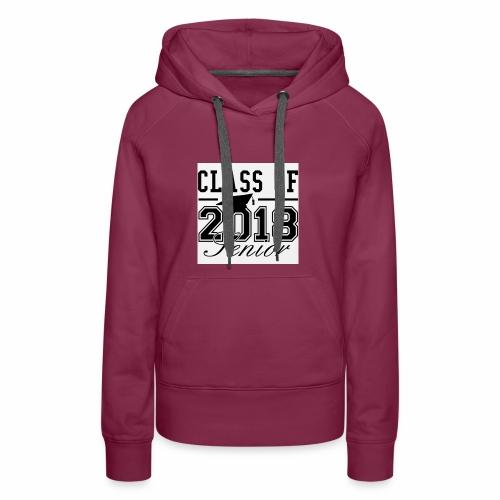 class of 2018 shirt - Women's Premium Hoodie
