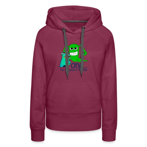 Halloween Costume Party - Women's Premium Hoodie