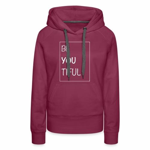 Beautiful - Women's Premium Hoodie