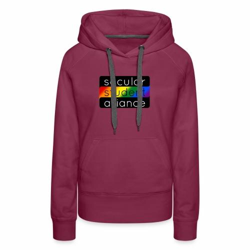 Secular Student Alliance Pride - Women's Premium Hoodie