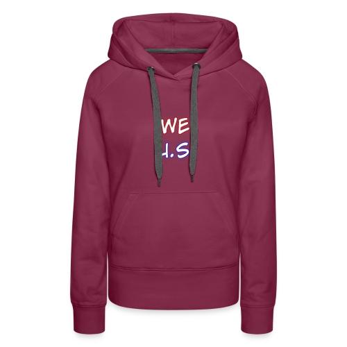 WE U.S. - Women's Premium Hoodie