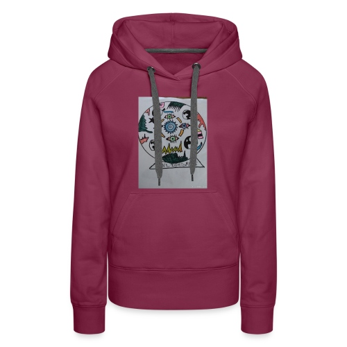 Enlightenment - Women's Premium Hoodie