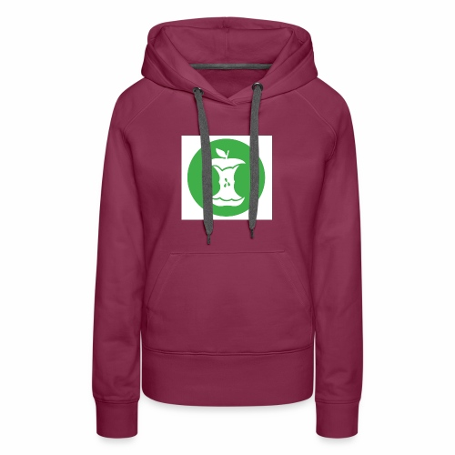 Recycle the Core - Women's Premium Hoodie